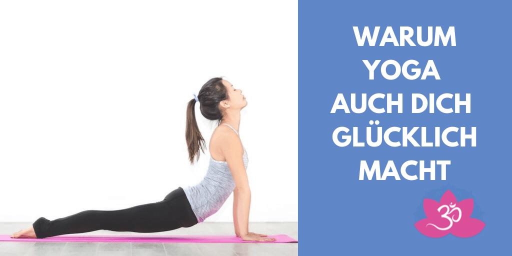 Jeder kann Yoga: 3 gute Gründe warum Yoga dir guttut
