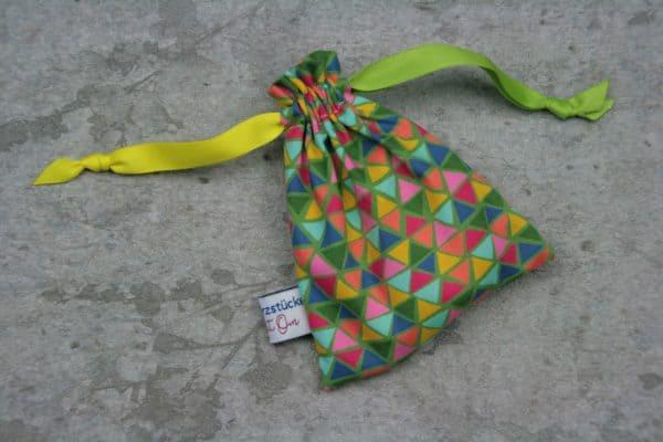 Baumwollsäckchen für Reisealtar